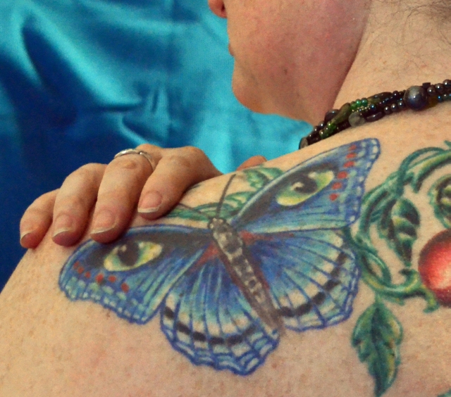 Spiritual Tattoos