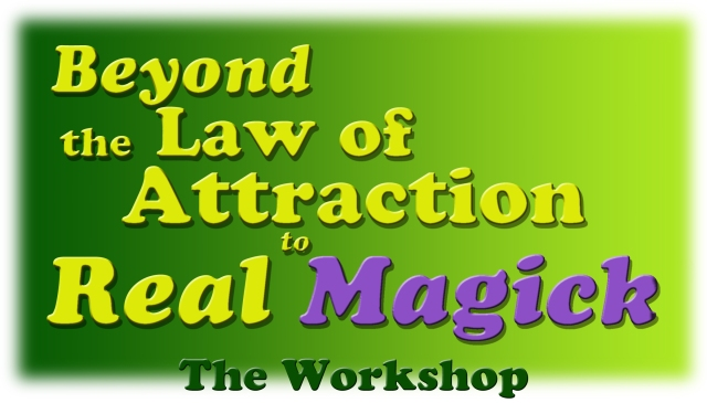 Real Magick Workshop