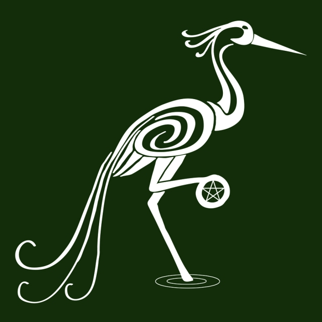 The Heron Logo