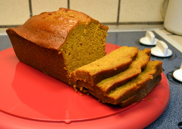 Moonwater's Pumpkin Bread