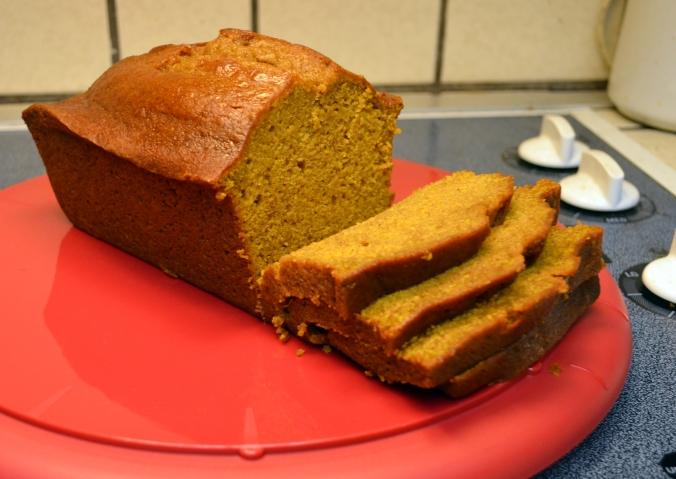 Moonwater's Pumpkin Bread