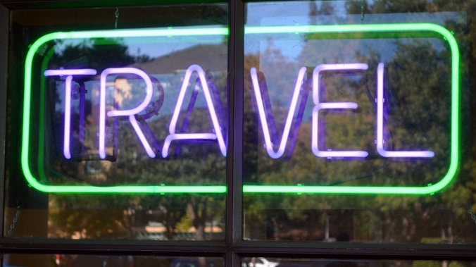 Travel sign
