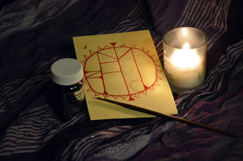 How to Make Your Own Personal Sigils – GoddessHasYourBack com