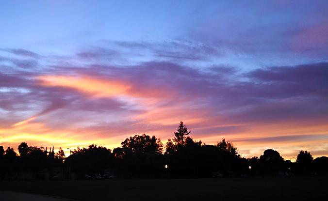Sunrise on Litha