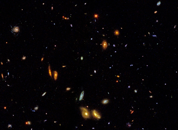 Thank you to NASA Space Telescope