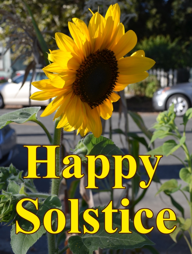 SunFlowerHappySolstice